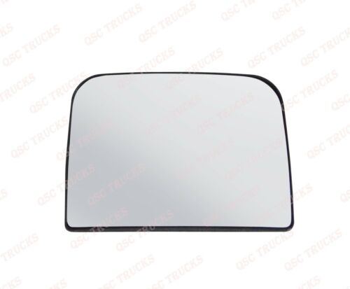 QSC Door Mirror Wide Angle for Kennworth T660 T600 T370 Convex w// Heating Left
