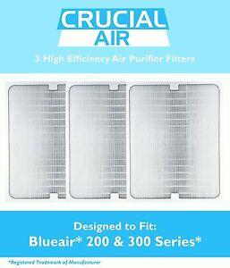 3-REPL-200-amp-300-Series-Models-201-210B-203-200PF-Blueair-Air-Purifier-Filters