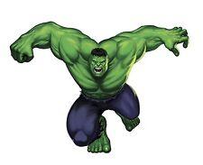 Marvel Superheroes Comic - Avengers The Incredible Hulk Giant Wall Decal Sticker