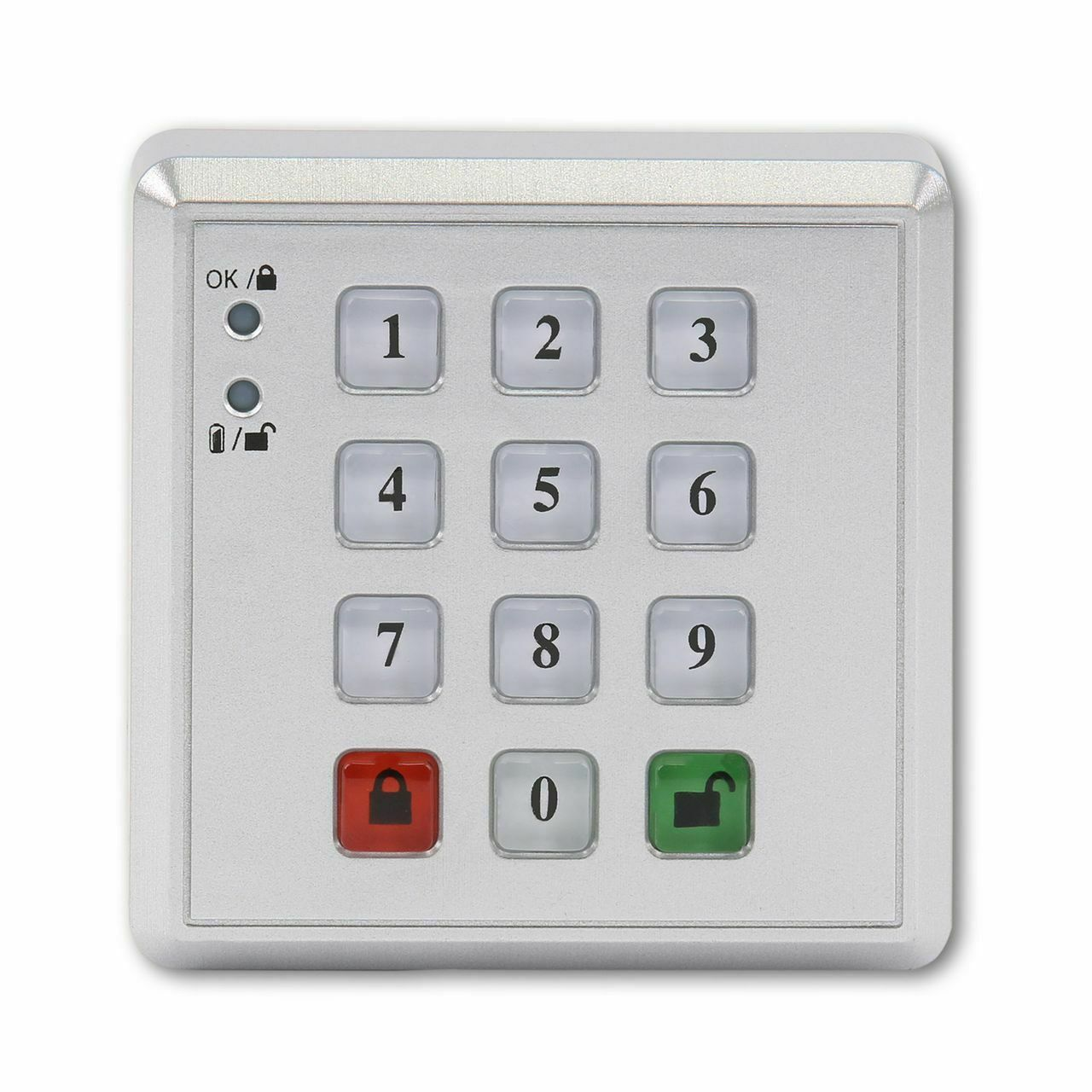 OLYMPIA Access Control Keypad, Predect und ProHome Systeme