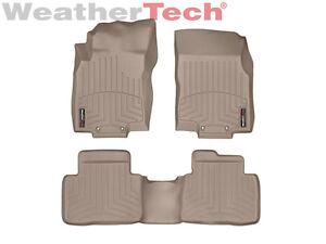 Weathertech Floor Mats Floorliner For Nissan Rogue 2014