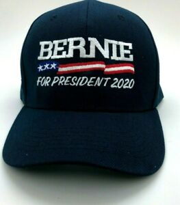 c952d29a6 Details about New BERNIE SANDERS FOR PRESIDENT 2020 Hat Cap DEMOCRATIC  Presidential Nominee