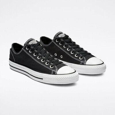 Cons Shoes CTAS PRO Low Canvas Black