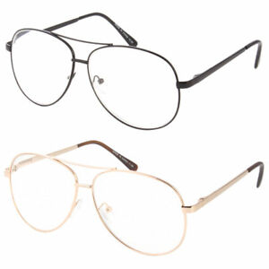 c9475eead8a Image is loading MEN-RETRO-READING-GLASSES-COOL-METAL-AVIATOR-STYLE-