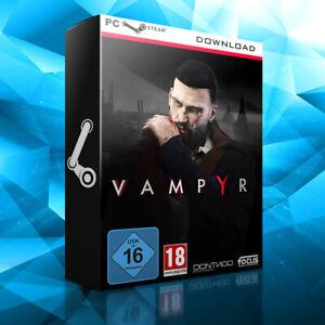 Vampyr - PC - Steam Key - Digital Download