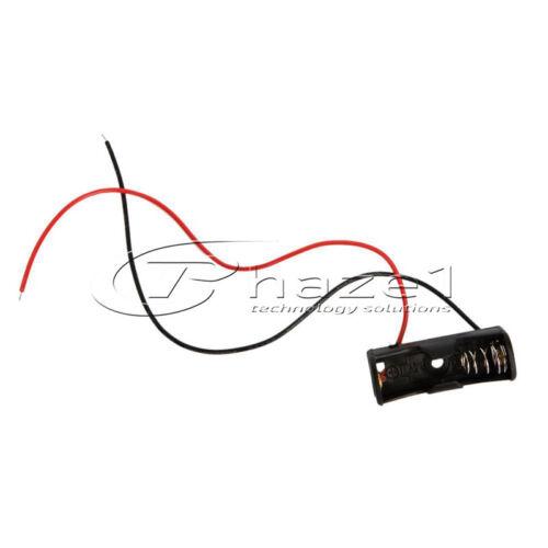 12 V Supporto Batteria Connettore /& Coda 15 cm A23