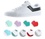 Pony-Top-Star-Womens-Retro-Fashion-Court-Sneakers-Shoes-Low-top-shoes-Girls thumbnail 1