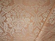 Fortuny Style Brunschwig & Fils Venezia Silk/Linen Damask Designer Fabric 10 yds