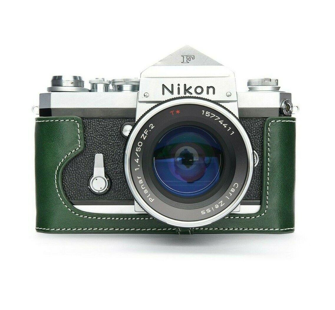 TP original camera half case for Nikon F