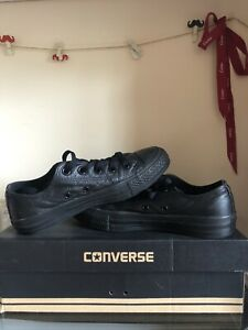 Converse Authentic All Star Leather Low