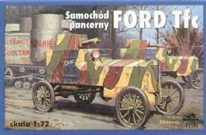 Ford TFC WW1 Armored Car , 1/72 model kit, RPM 72100