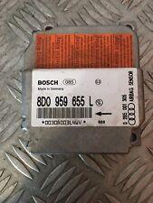 Airbag Steuergerät 8L0959655C 0285001261 AUDI A3 S3  36 Monate Garantie
