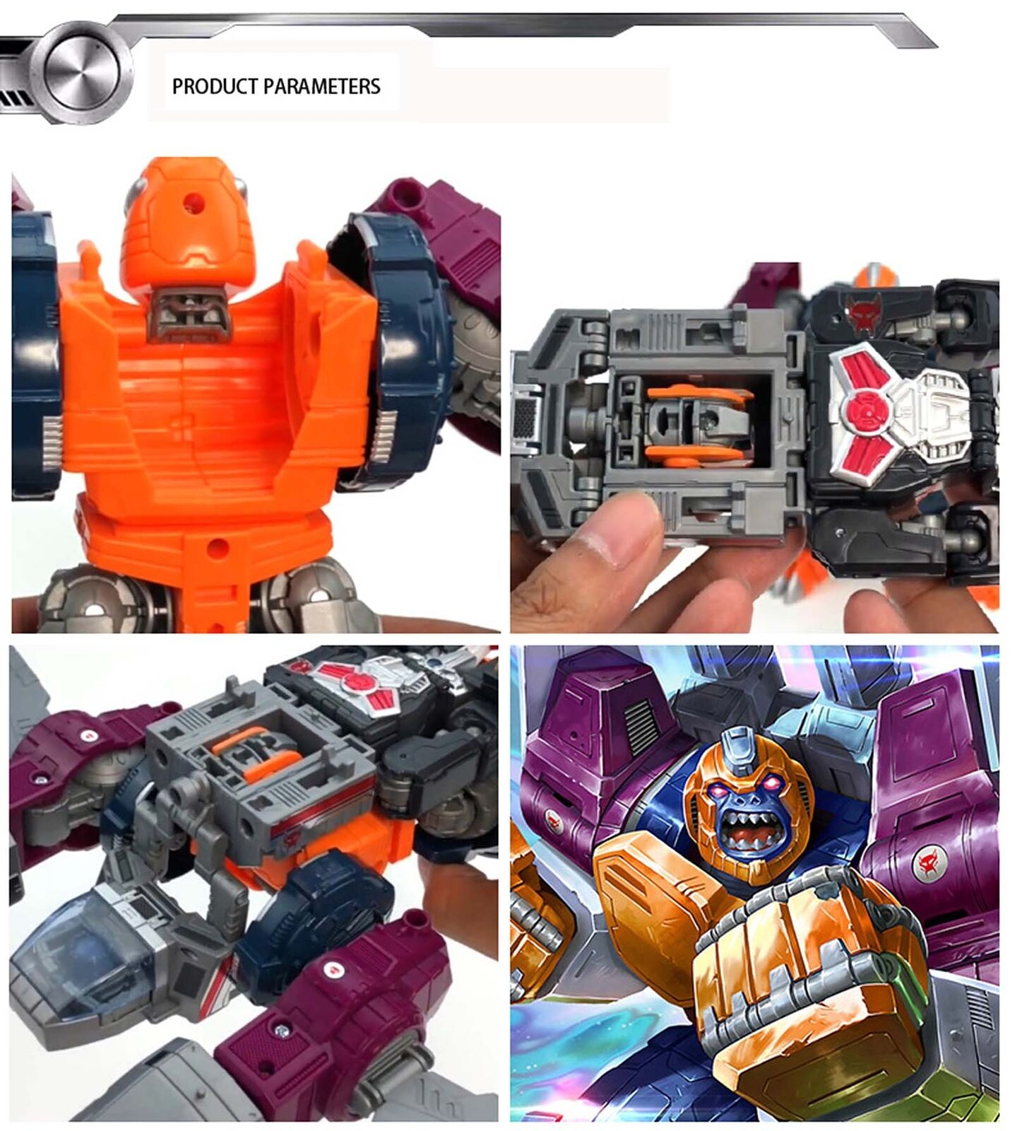 energia of the the the primes potp leader Evolution in modo ottimale Optimus Transformers NUOVO 36ae1e