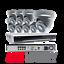 Hikvision-CCTV-NVR-SVR-Tech-5MP-Motorised-Zoom-Turret-POE-IP-Camera-Kit thumbnail 1