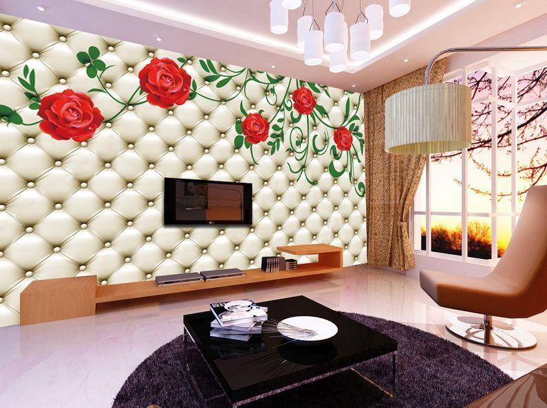3D 3D 3D Mega ROT Flowers Patterns 216 Wall Paper Wall Print Decal Wall AJ Wall Paper 4989a1