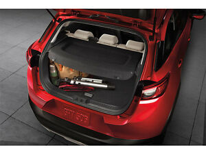 mazda cx 3 2016 new oem rear cargo tonneau cover d10e 68. Black Bedroom Furniture Sets. Home Design Ideas