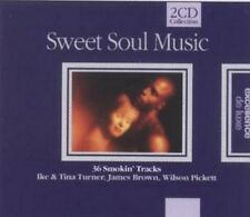 sweet soul music - 36 smokin´tracks  DCD