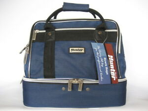 Traditional-Style-Navy-Two-Tone-4-Bowls-Carry-Bag-GREAT-BAG-AT-A-GREAT-PRICE
