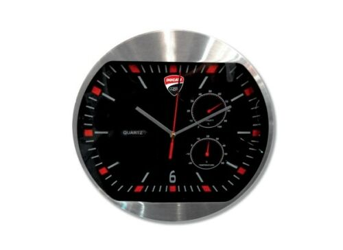 Ducati Corse Horloge Murale Montre Neuf