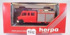 Herpa 1/87 042826 Mercedes Benz LKW LF 8/6 Feuerwehr OVP #5712