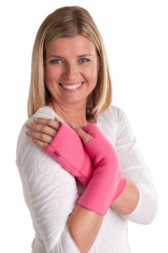 OCTAVE® Wrist Warmers Fingerless Gloves Regular Length Keep Your Hands Warm
