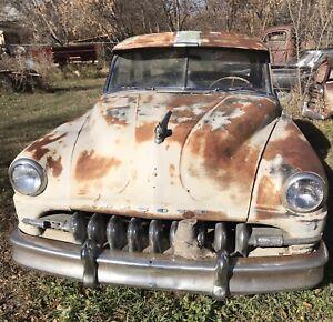 1952 Chrysler Desoto Coupe