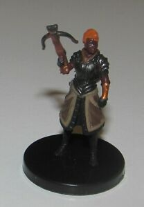 FIRE GENASI FIGHTER 16 Fangs and Talons D&D Dungeons and Dragons