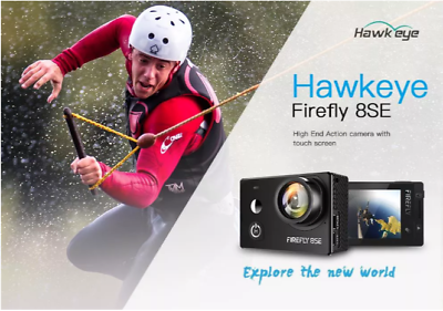Hawkeye Firefly 8se 4k 170 Degree Foto & Camcorder
