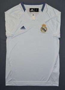 4.9 5 Real Madrid Original Basketball Jersey Shirt Camiseta Adidas ... 54f876603e588