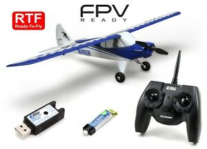 Details about Hobbyzone Sport Cub S RTF Ready To Fly Beginner RC Airplane  W/ SAFE Technology