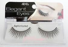NIB~ Ardell Elegant Eyes SOPHISTICATED Lashes Glitter False Fake Eyelashes Black