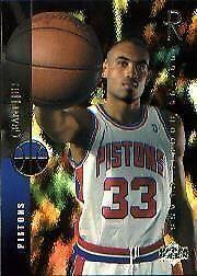 1994 Upper Deck Grant Hill 157 Basketball Card For Sale Online Ebay