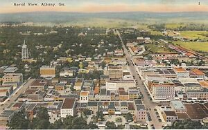 LAM-W-Albany-GA-Aerial-View-of-City