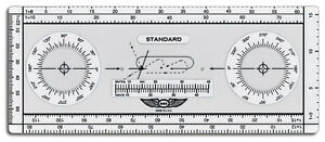 Details about NEW - ASA Instrument Chart Plotter   ASA-CP-IFR-2   Easier  IFR flight planning