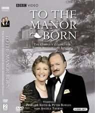 To the Manor Born Complete DVD Set Collection Series TV Show Episodes Season Box