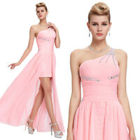 2016 Evening Bridesmaid Dress Gown Prom Party Cocktail wedding Short Mini Dress