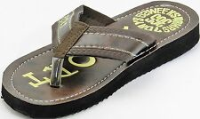 4345a7671441 item 2 Men s Black Brown Tan Green Flats Flip Flop Sandals Thongs Slip On  Shoes Sz 7-12 -Men s Black Brown Tan Green Flats Flip Flop Sandals Thongs  Slip On ...