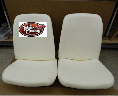 1970 1971 1972 Monte Carlo Bucket Seat Foam Bun Set Of 2 Made In The Usa In Stk Ebay