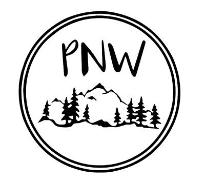 Owl Pacific Northwest Icon Sticker Decal Graphic Vinyl Car Window Bumper Decor