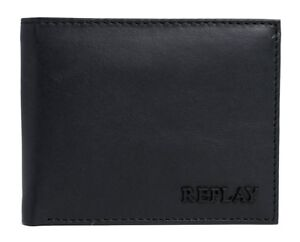 REPLAY-Borsa-Wallet-M-Black