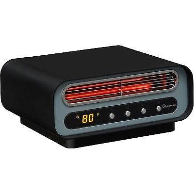 Heater 5,100-BTU Infrared Personal Electric Space Heater 783545 Mr