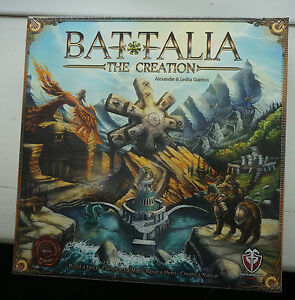 3d6854bfd765 Image is loading Battalia-Board-Game-The-Creation-UK-ONLY