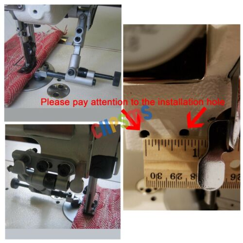 Suspended Hanging Edge Guide For Industrial Walking Foot Sewing Machines #GB-6
