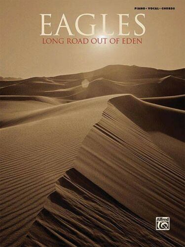 Eagles Long Road Out of Eden Sheet Music Piano Vocal Guitar SongBook 000322489