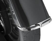 1990-2006 HARLEY FLSTF FAT BOY Chrome Rear Fender Trim / Tip: Kuryakyn 9015
