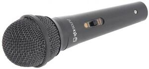 QTX-173-853-Dynamic-XLR-amp-6-3mm-Jack-Karaoke-Recording-Vocal-Microphone-Black
