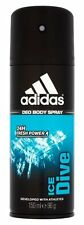 Ice Dive Adidas Deodorant Body Spray men 5 oz