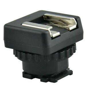 Blitzschuh-Adapter-Multi-Interface-MSA-MIS-fuer-Sony-Camcorder