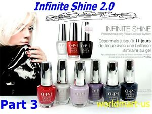 5d2f1a986bd8 OPI Infinite Shine Polish Nail Lacquer Color Base Top Last Up To 10 ...