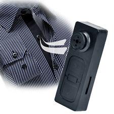 HD Mini DVR Button Pinhole Spy Camera Hidden Nanny Video Recorder DV Camcorder D